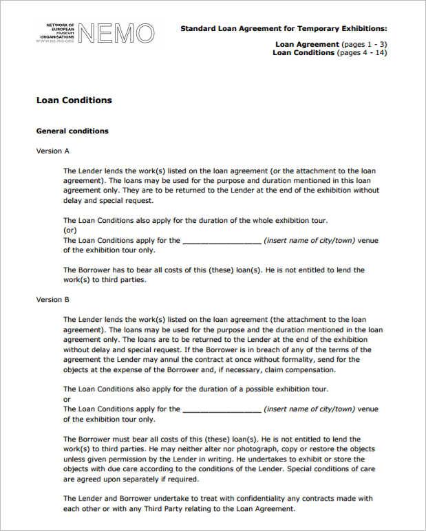 standard-loan-agreement-template-form