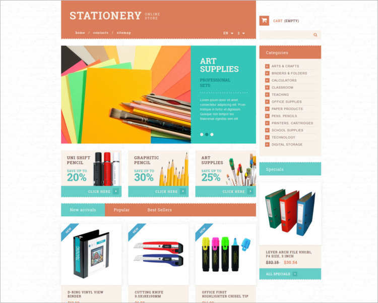 stationary-paper-prestashop-theme-template