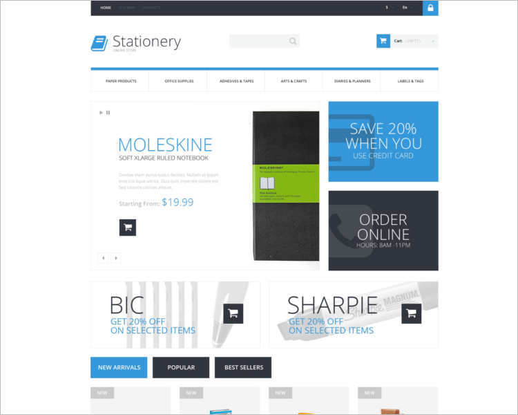 stationery-store-prestashop-theme