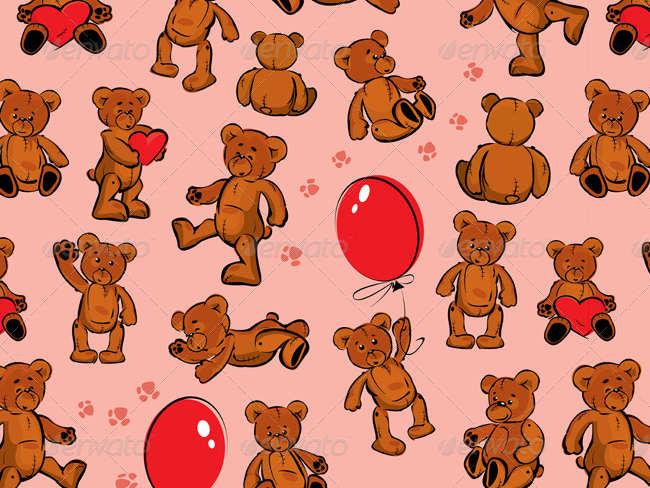 teddy-bear-scale-texture
