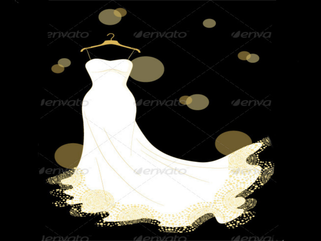 traditional-christmas-appealing-marriage-dress