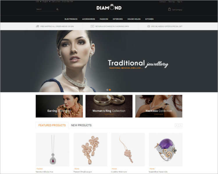 traditional-jewellery-php-template