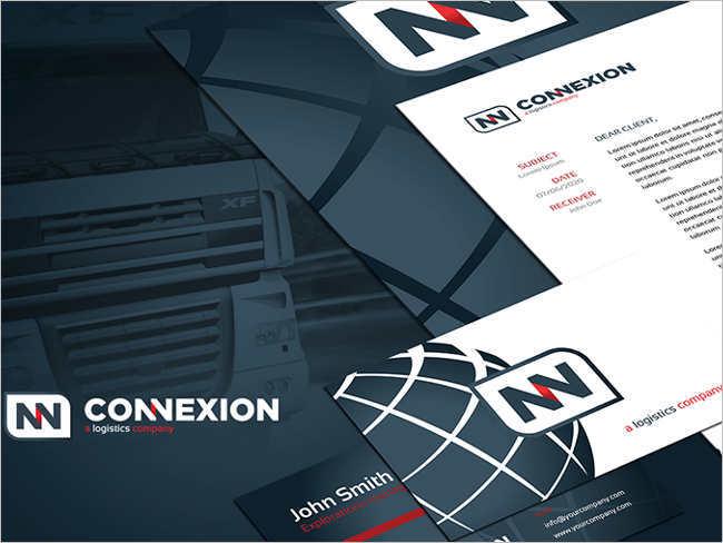 transport-logistics-identity-business-card-template