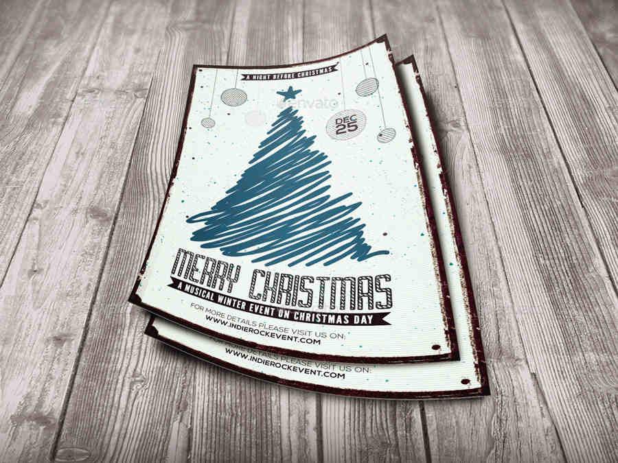 trendy-christmas-event-flyer