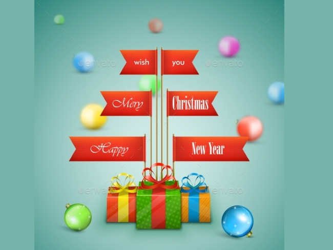 vector-paper-christmas-decoration-ideas