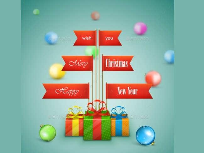 vector-paper-christmas-decoration-ideas