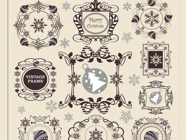 victorian-christmas-ornaments-designs