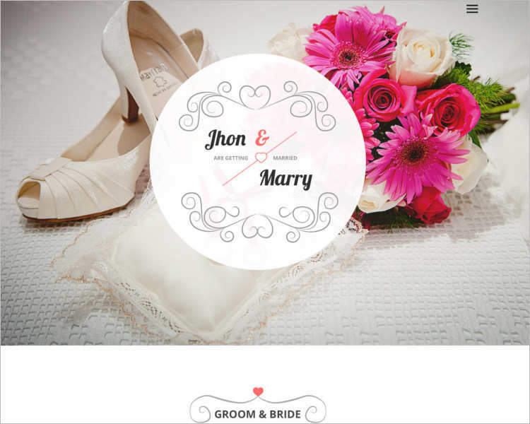 wedding-event-website-template