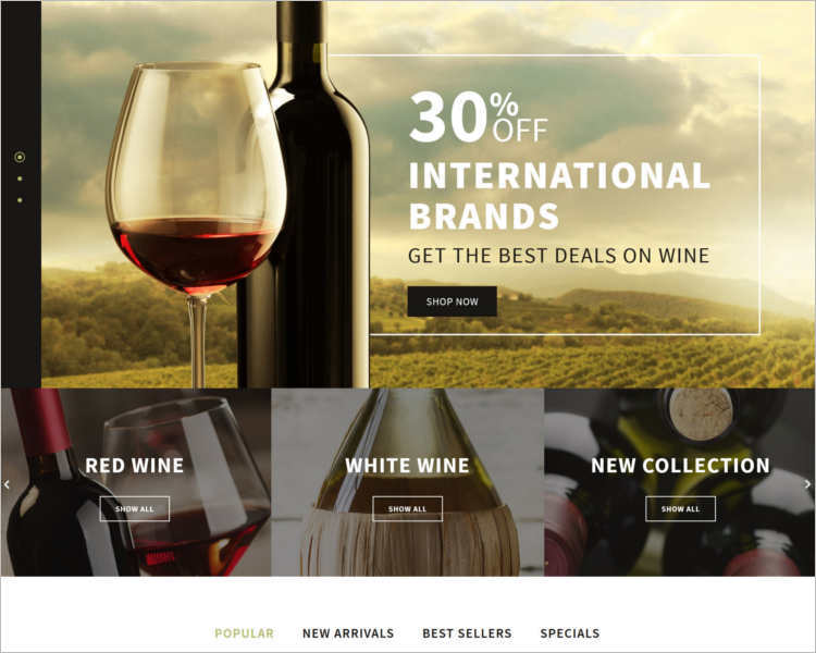wine-tone-prestashop-theme-template