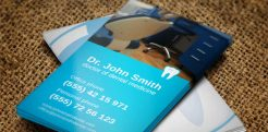31+ Dental Business Card Templates