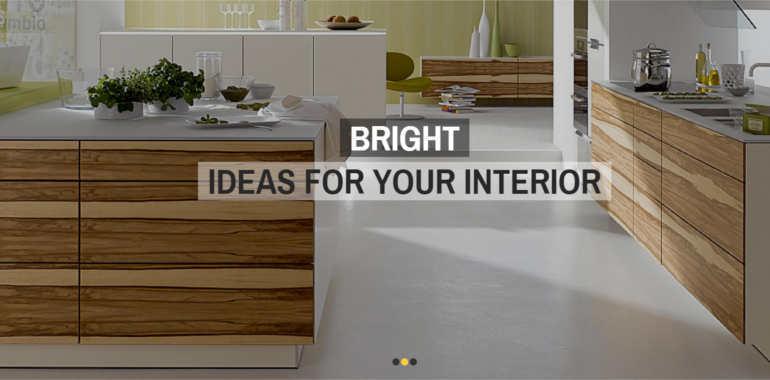 Interior Design Drupal Themes