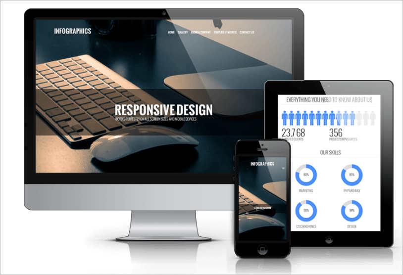 responsive-drupal-template