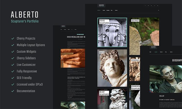 alberto-wordpress-theme