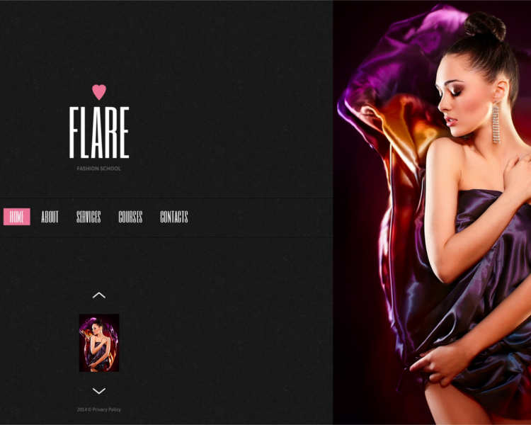 apparel-flare-website-templates