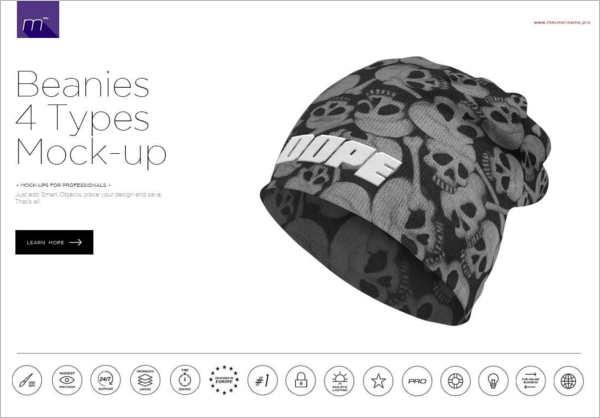 beanies-snapback-cap-mock-up