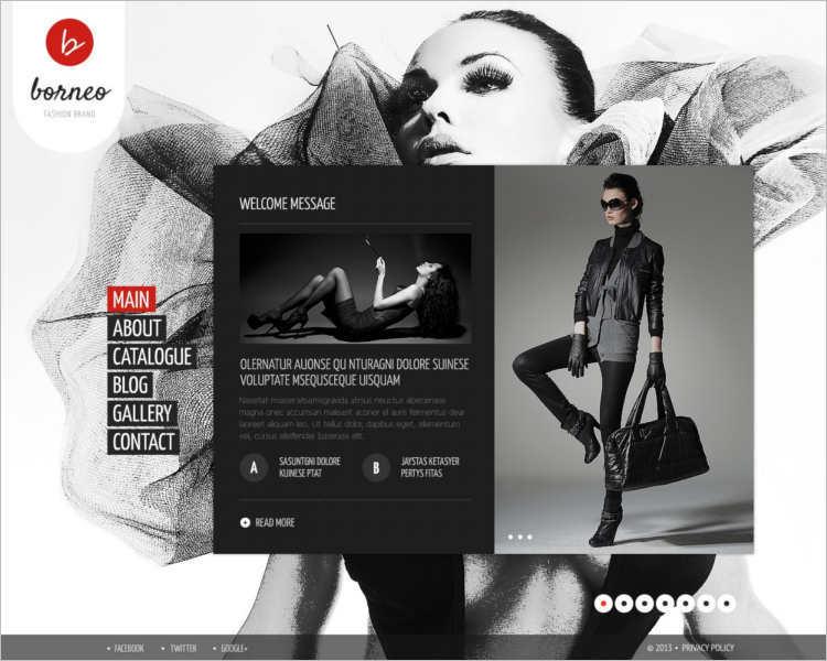 borneo-apparel-website-templates