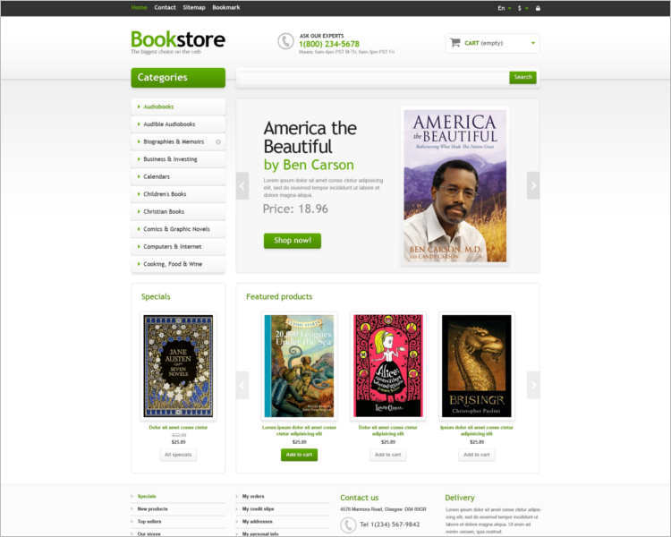 career-special-bookstore-prestashop-theme