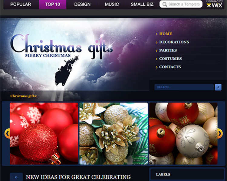 christmas-gifts-blogger-theme-templates