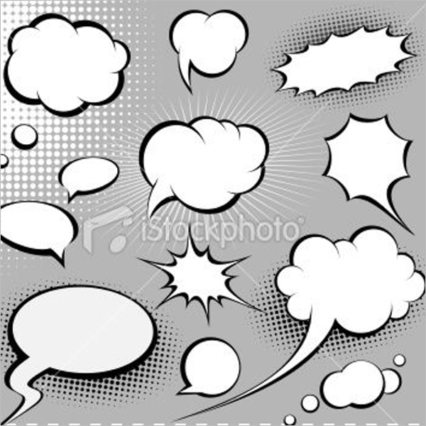 16+ Comic Strip Template Free Word, PDF, Doc Formats