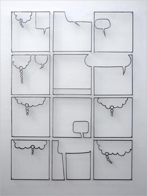 16 comic strip templates free word pdf doc formats. Black Bedroom Furniture Sets. Home Design Ideas