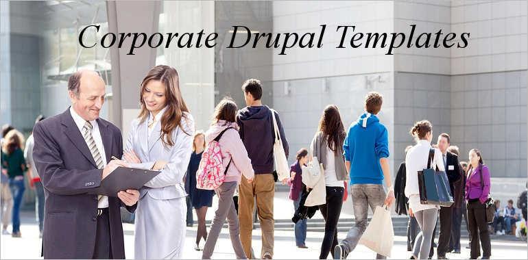 corporate-drupal-templates
