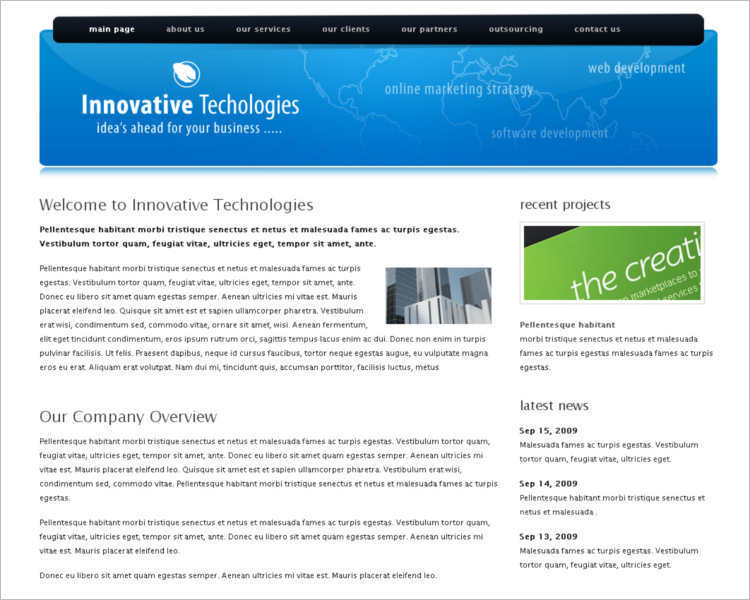 corporate-innovative-technologies-drupal-templates