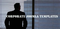 Corporate Joomla Templates