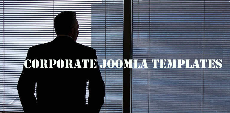 Corporate Joomla Templates