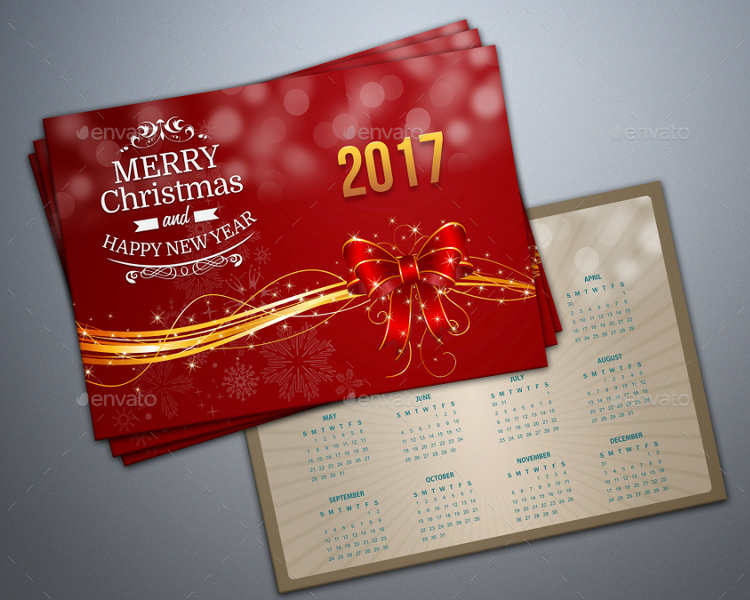 New Year Greeting Card Templates Free Psd Designs