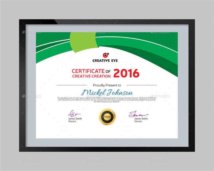 creative-certificate-templates