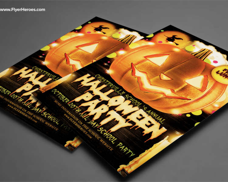 creepy-halloween-party-flyer-template