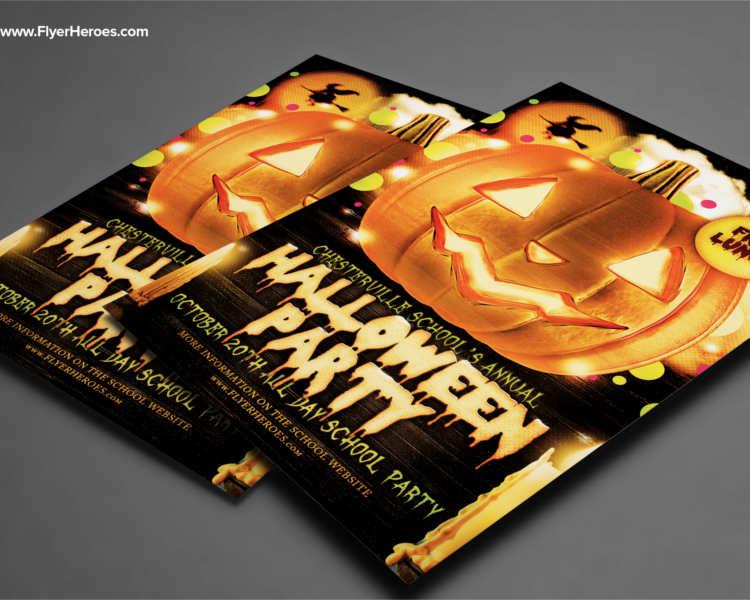 creepy-halloween-party-flyer-template