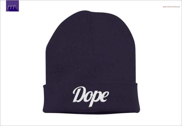 dope-snapback-cap-mock-up