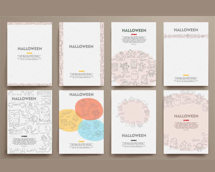 download-halloween-doodle-brochure