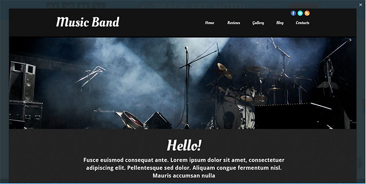 download-hello-music-band-website-templates
