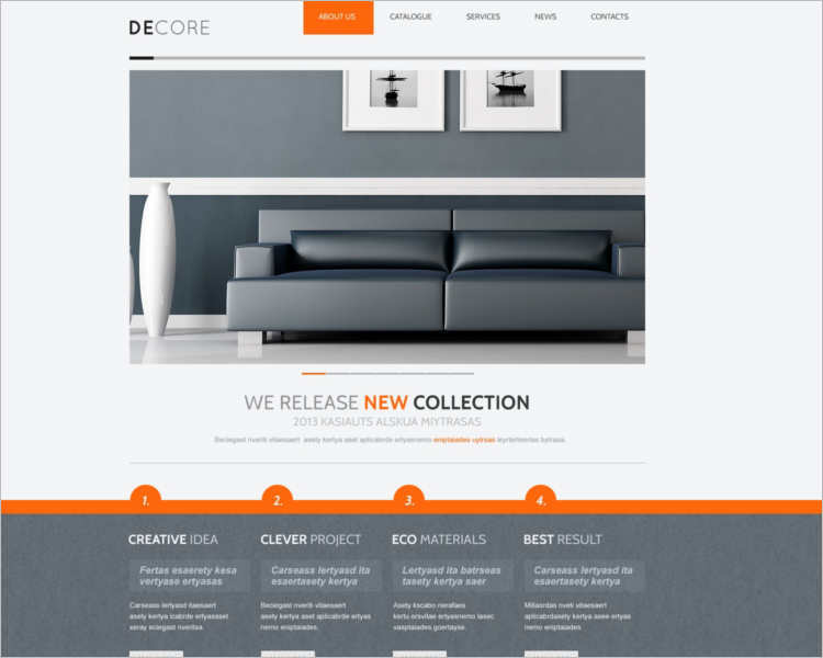 download-interior-furniture-joomla-templates