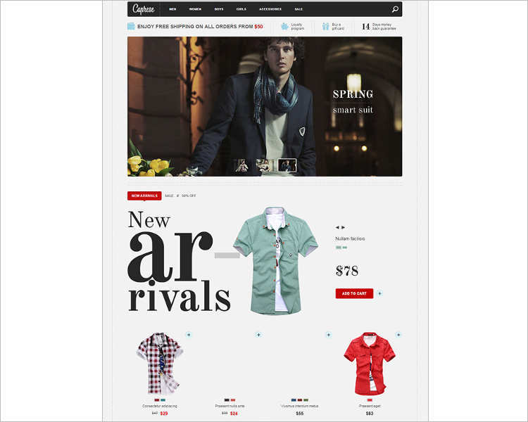 download-modern-neat-e-commerce-html5-template