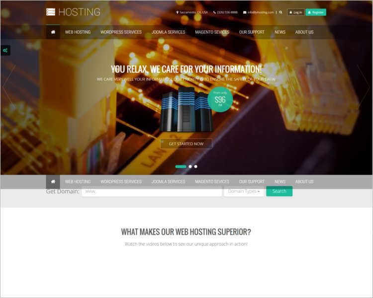download-multipurpose-joomla-hosting-template