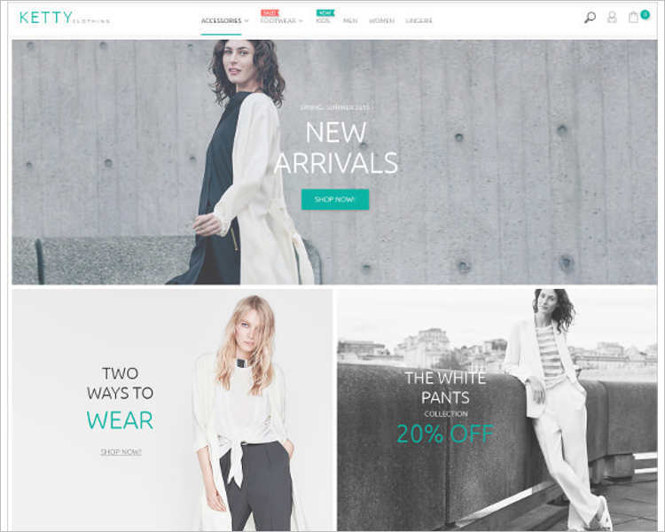 e-commerce-arrivals-php-website-templates