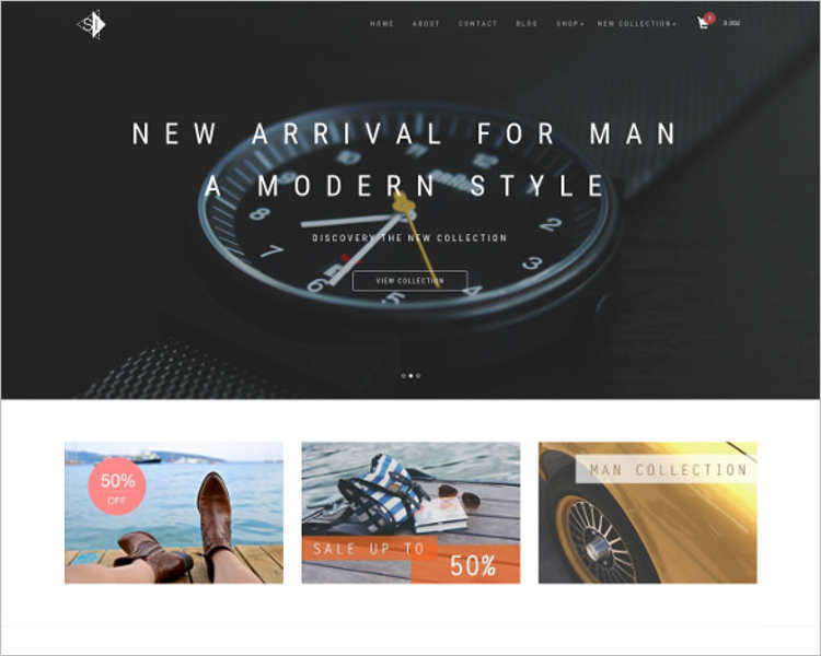 e-commerce-shopping-php-website-templates