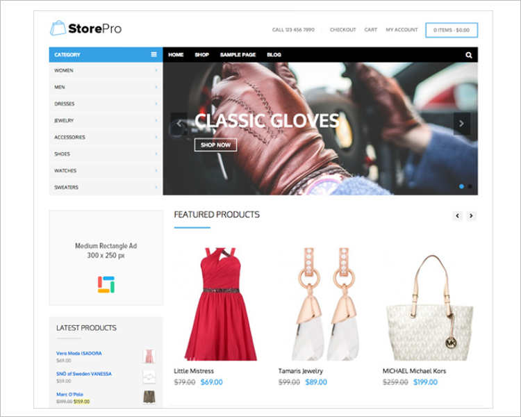 e-commerce-storepro-website-php-templates