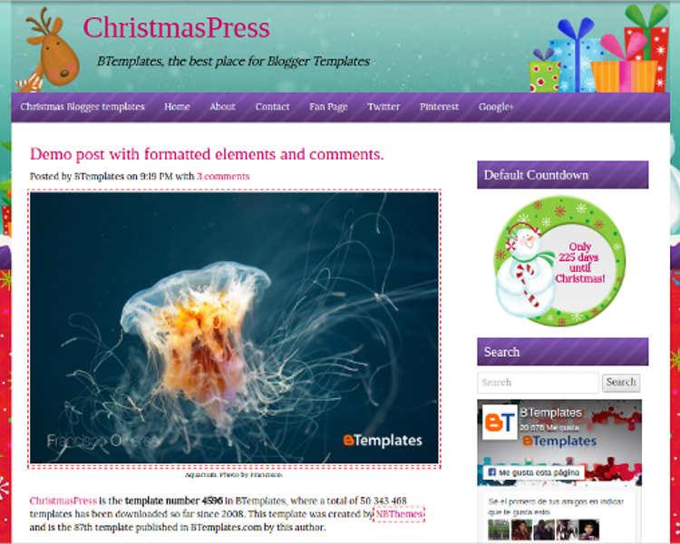 elegant-christmaspress-theme-templates