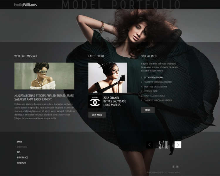 emily-fashion-design-website-templates