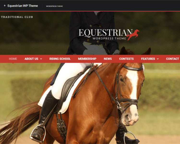 equestrian-horse-wordpress-theme-templates
