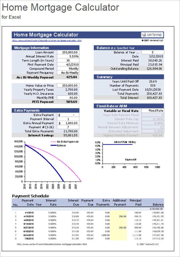excel-home-motogage-calculator-templates