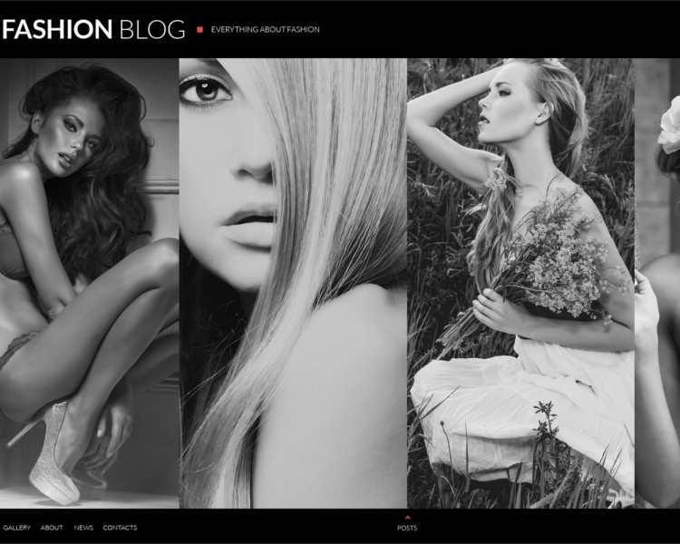 fashion-design-blog-website-templates