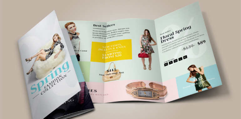 fashion-tri-bi-fold-brochure-templates