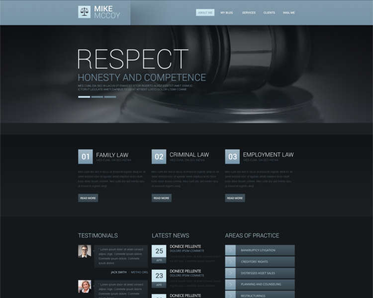 free-atmospheric-drupal-wordpress-templates