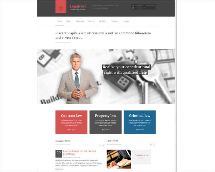 free-download-law-legal-business-wordpress-templates