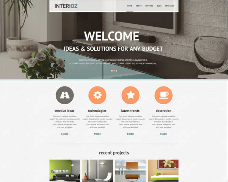 free-interior-furniture-joomla-templates